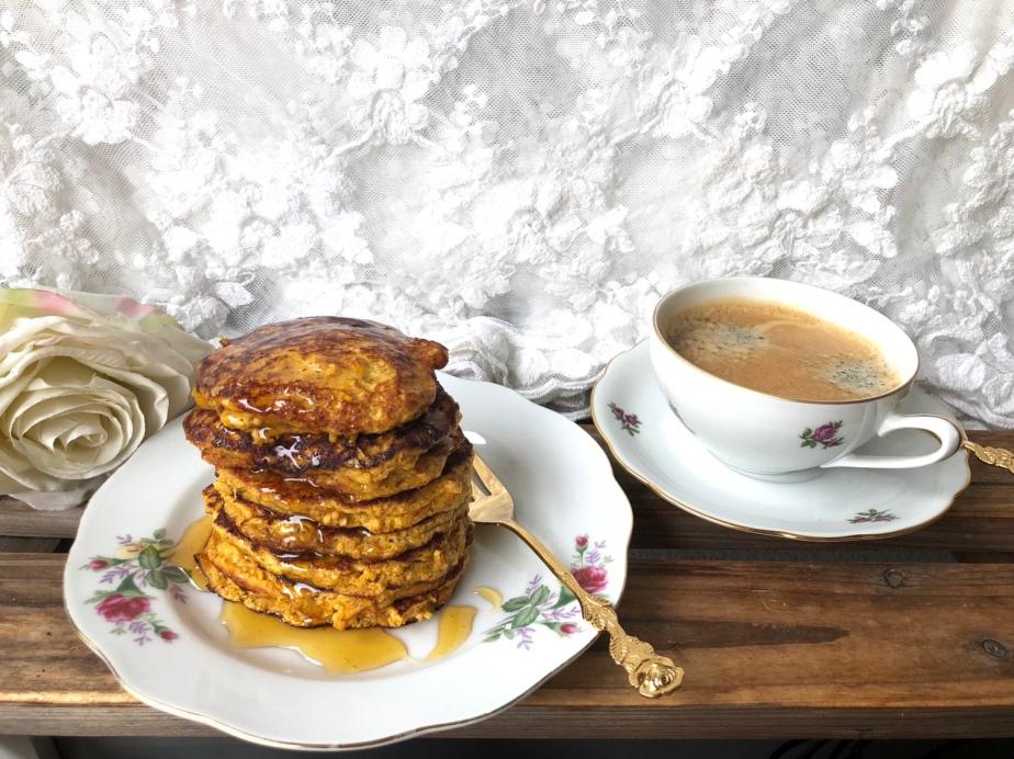 Süßkartoffel Pancakes – einGedicht!